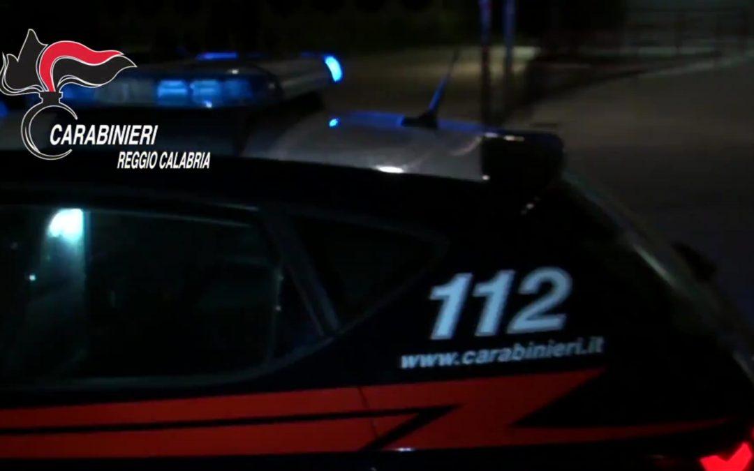 I carabinieri del comando provinciale di Reggio Calabria