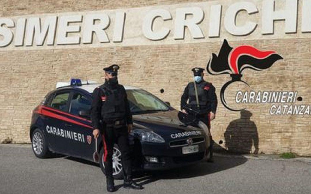 Violenze sessuali su una 22enne, arrestato un uomo nel Catanzarese