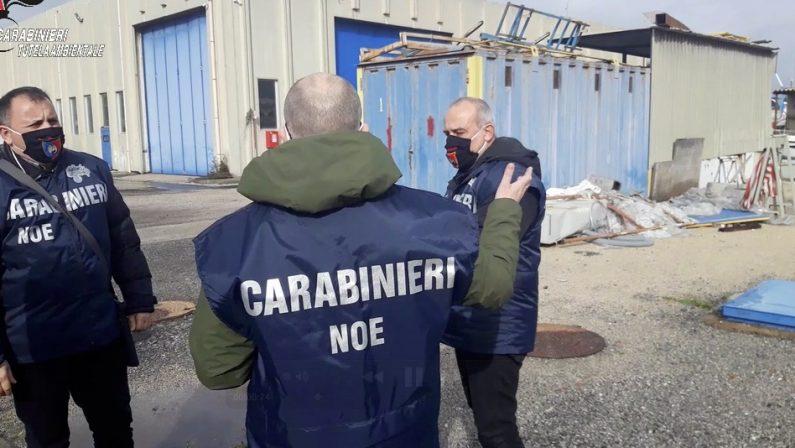 Torre Annunziata: Polo nautico, sequestri dei carabinieri del Noe di Napoli