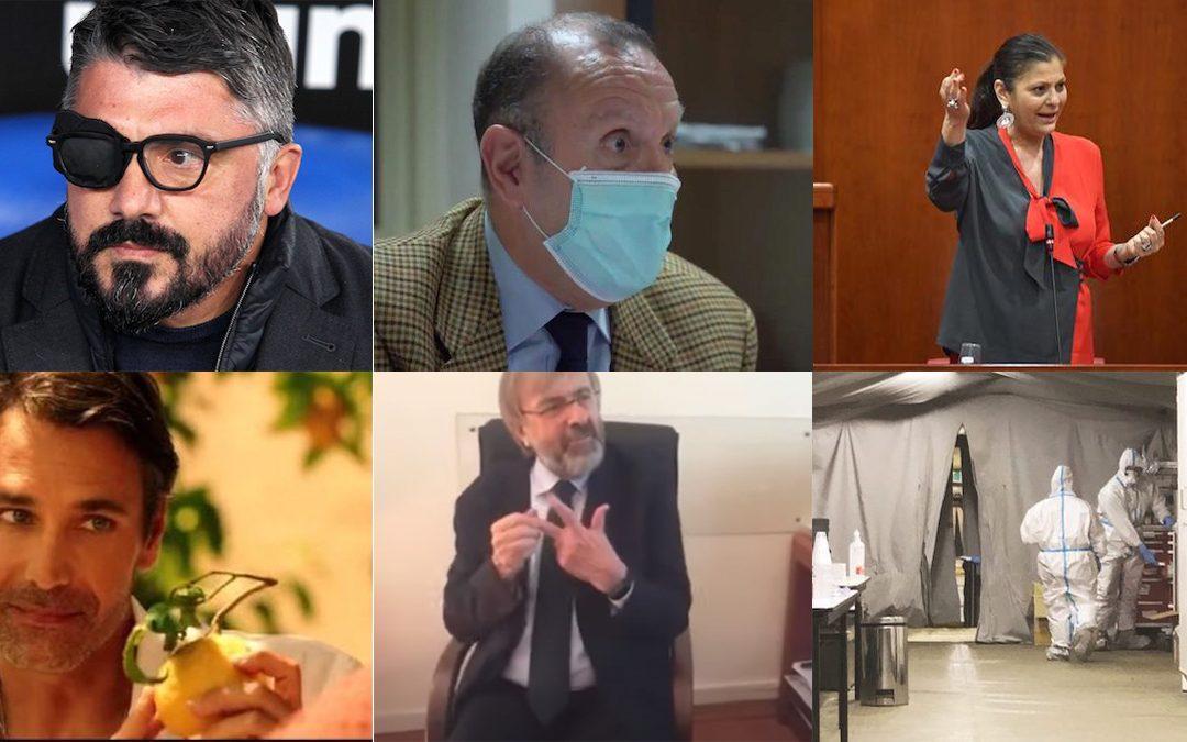 Il 2020 in Calabria dalla A alla Z