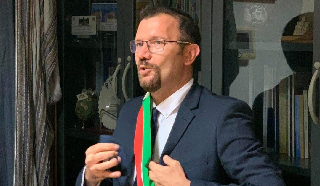 Il sindaco di Matera, Domenico Bennardi (M5S)