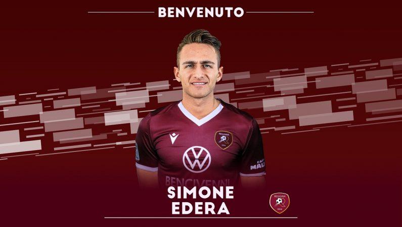 Calciomercato, colpo della Reggina: Edera in prestito dal Torino
