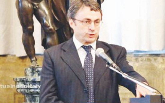 """Luigi Fiorentino: Next generation, """"Ora servono progetti strategici"""""""