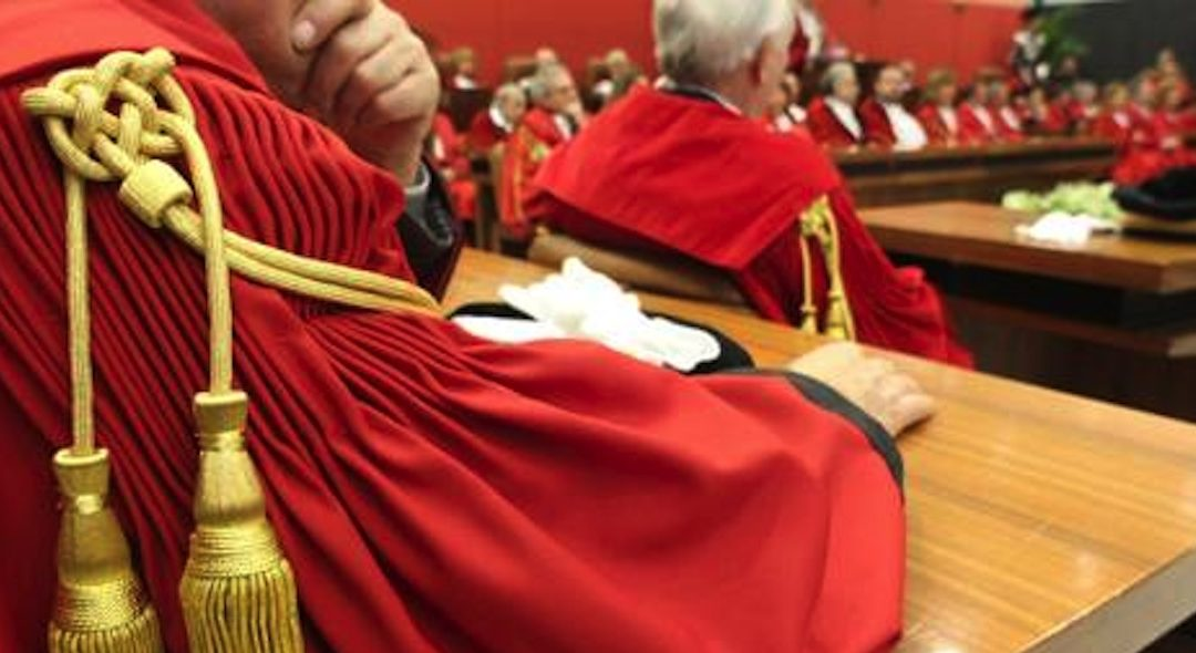 Giudici della Corte di Cassazione