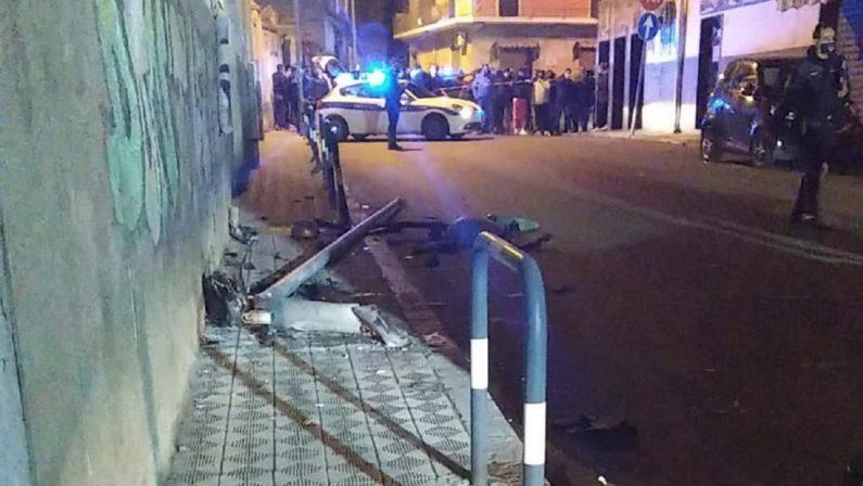 Tragedia a Reggio Calabria, un uomo investito da un'auto muore sul colpo