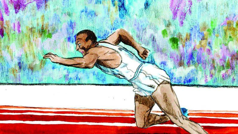 Jesse Owens, il fenomeno che fecediventare gli ariani neri di rabbia