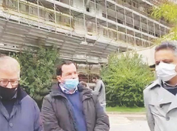 Landolfi, Vignola accusa i vertici del Moscati: inaffidabili