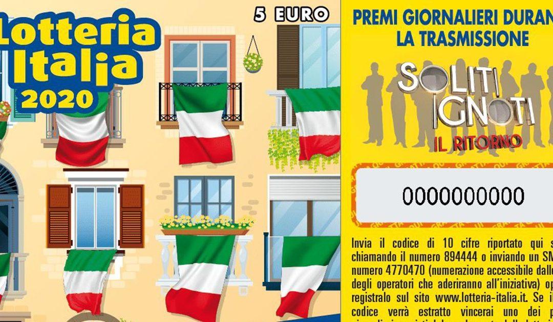 LOTTERIA ITALIA 2020-2021, I CINQUE PREMI DI PRIMA CATEGORIA: PRIMO PREMIO A PESARO