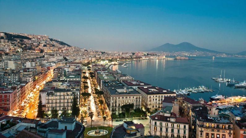 Lockdown, piangono le città d'arte Napoli perde 80mila turisti