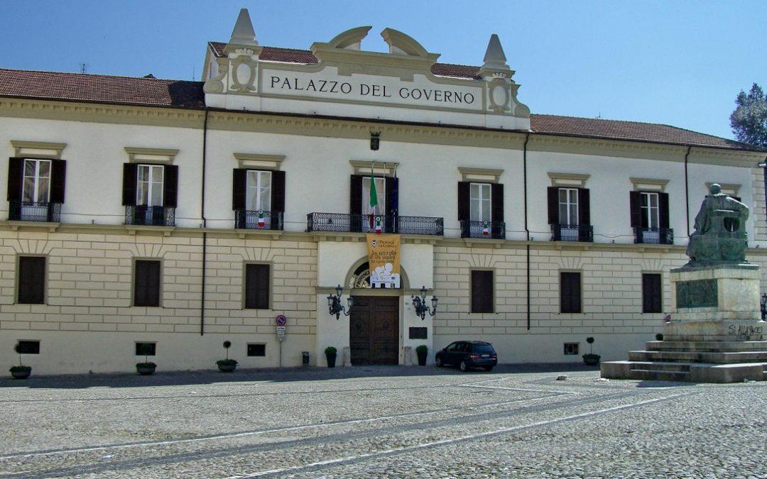 Il Palazzo della Provincia di Cosenza