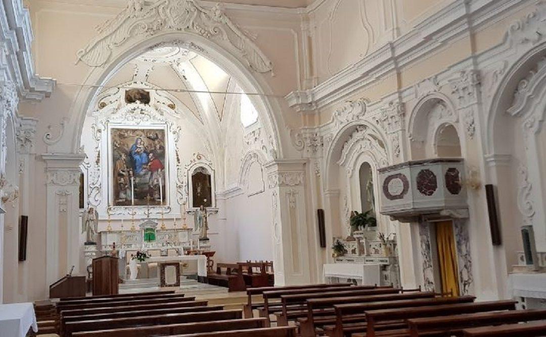 Cosenza, furto nella storica chiesa di San Nicola in Platea di Scalea