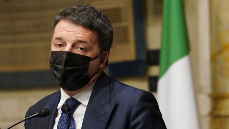 Crisi di Governo, Matteo Renzi: «Nuovo esecutivo entro fine settimana, spero»
