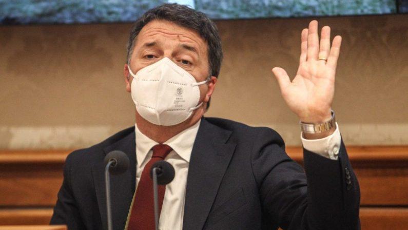 Due bossoli in una lettera a Matteo Renzi, solidarietà bipartisan per il leader di Italia viva