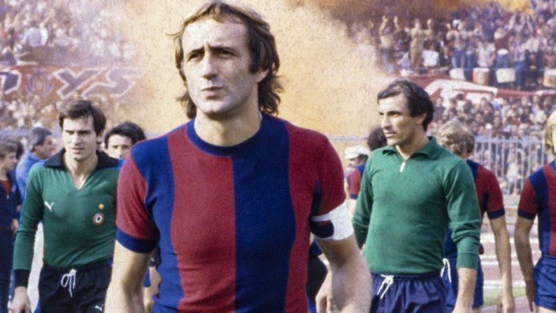 Mondo del calcio in lutto, è morto a 71 anni Mauro Bellugi