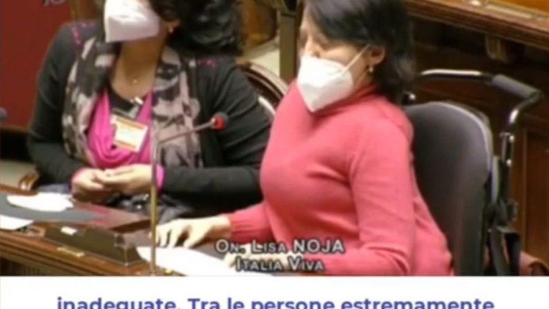 """Vaccino, Noja: """"Garantire precedenza alle persone fragili"""""""
