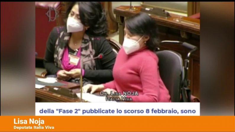 """Covid, Noja: """"Per i vaccini dare priorità alle persone fragili"""""""