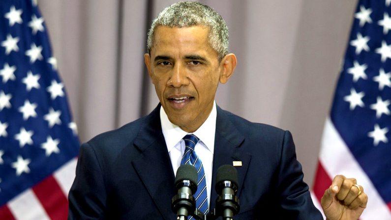 Al G7 l'Iran e Obama conquistano la scena: gli Usa vogliono riattivare l'accordo sul nucleare