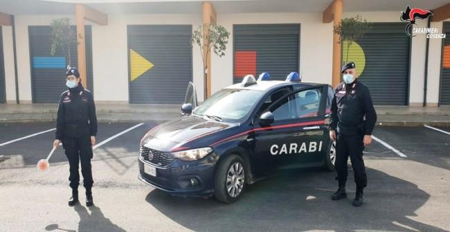 I carabinieri di Corigliano Rossano