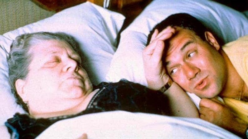 Nel 1981 esce nelle sale il secondo film di Verdone: Bianco, rosso e...Culto inarrivabile