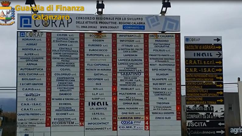 Stipendi aumentati per i dirigenti del Corap Calabria, quattro indagati e sequestro di beni - VIDEO
