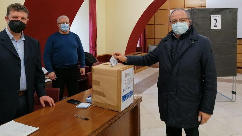 Provincia di Cosenza, 1.804 amministratori al voto per eleggere il presidente