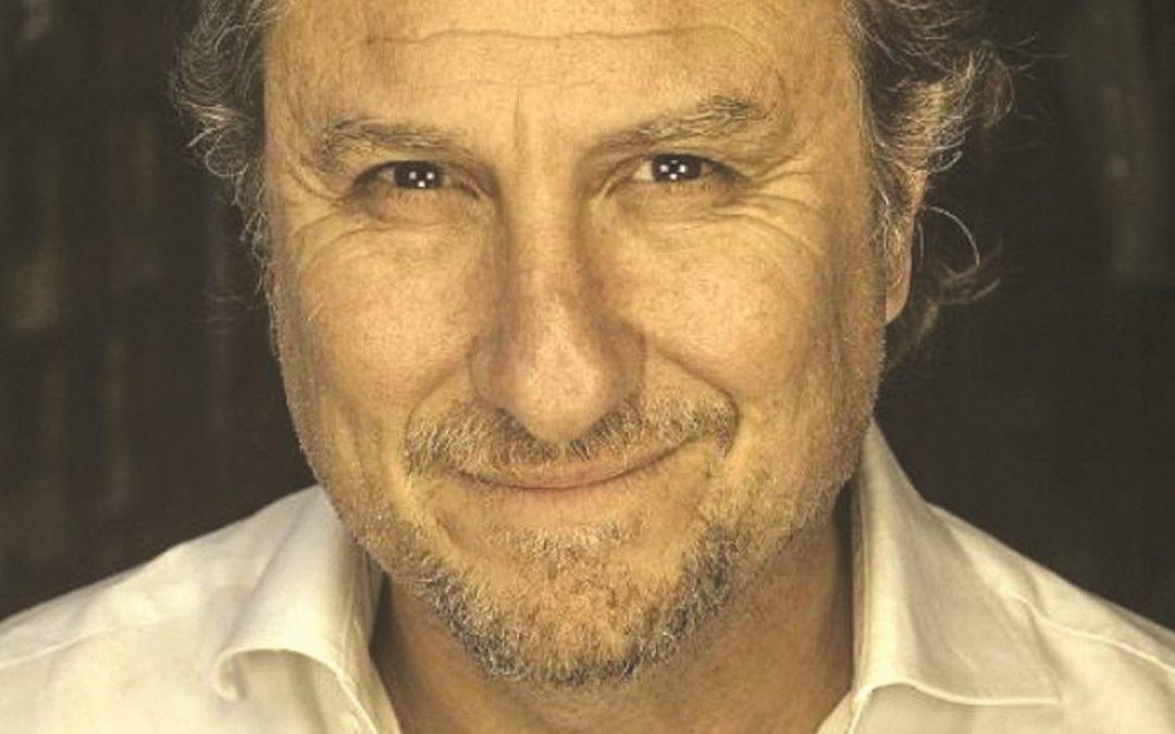 Giorgio Porrà, giornalista, autore e conduttore televisivo