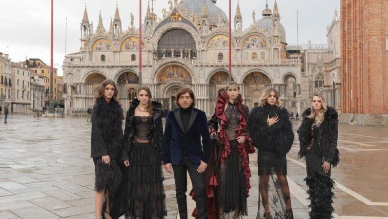 La nuova collezione di Anton Giulio Grande presentata a Venezia