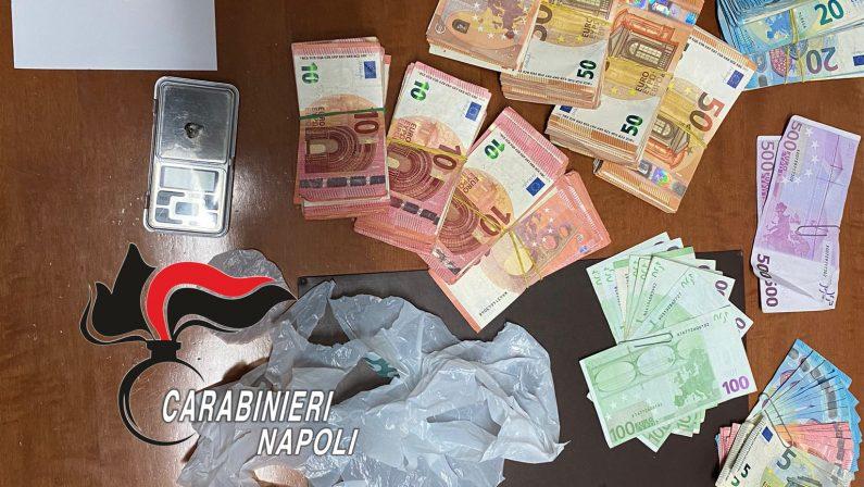 FORIO D'ISCHIA: Prima di essere arrestato ingerisce due ovuli con droga. 41enne arrestato dai Carabinieri