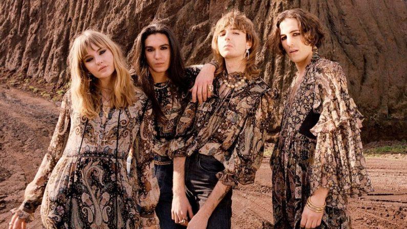 L'ascesa dei Måneskin che conquistano anche la vetta dell'Hard Rock Songs di Billboard
