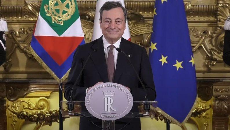 I silenzi di Draghi