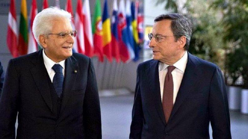 Chi vuole stare con Draghi ci stia, chi no avrà modo di spiegarlo agli elettori