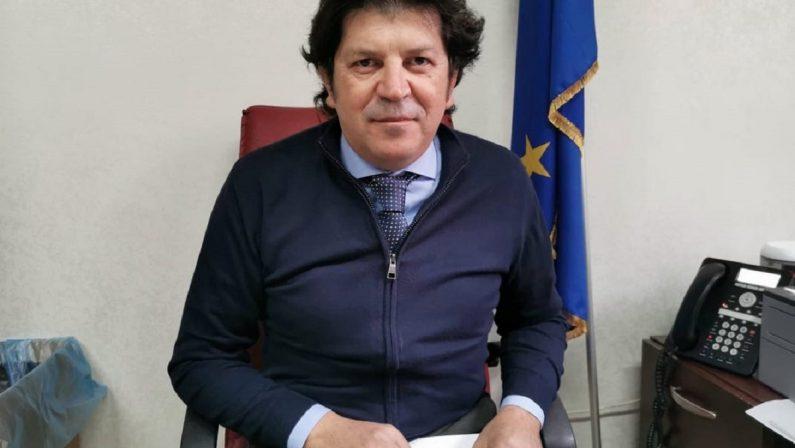Matteo Galletta nuovo soggetto attuatore per l'emergenza Covid in Calabria