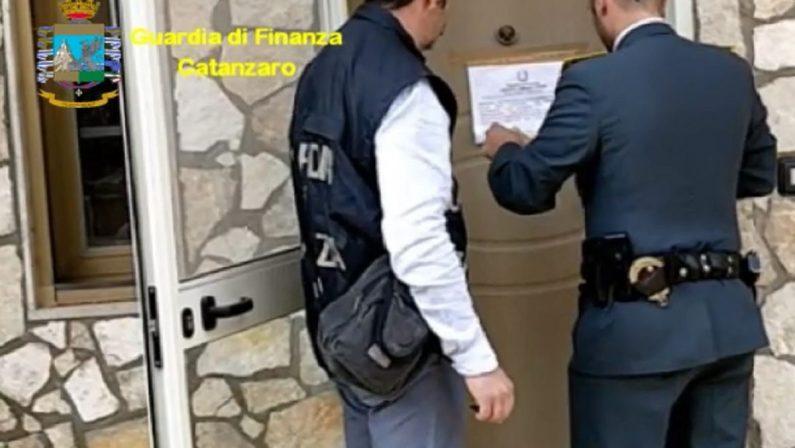 Confiscati beni per due milioni di euro alla cosca lametina di 'ndrangheta dei Cerra-Torcasio-Gualtieri