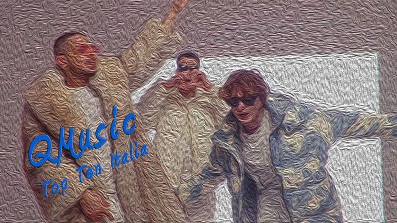 Qmusic Settimana 5-2021 - La top ten dei Video musicali più visti su Youtube in Italia