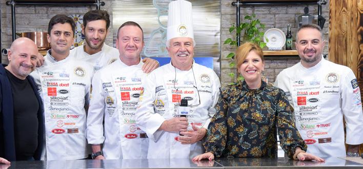 Gli chef stellati in videolezione su Facebook per un'iniziativa di solidarietà a favore degli istituti alberghieri italiani