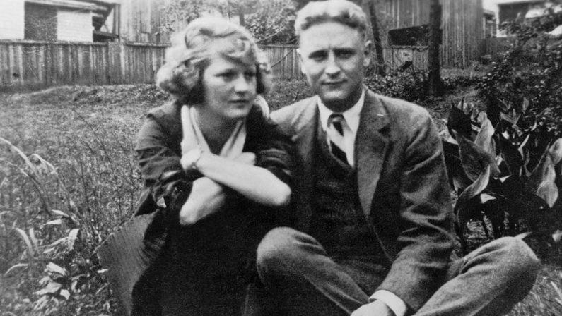 Zelda e Francis Scott Fitzgerald Chiedere pietà alla tempesta