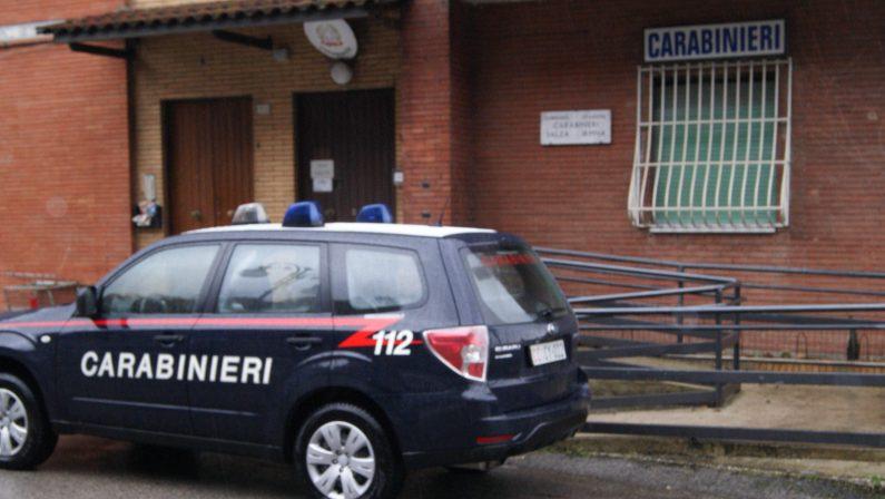 Furto al Centro di Accoglienza in disuso a Sorbo Serpico, 4 persone denunciate