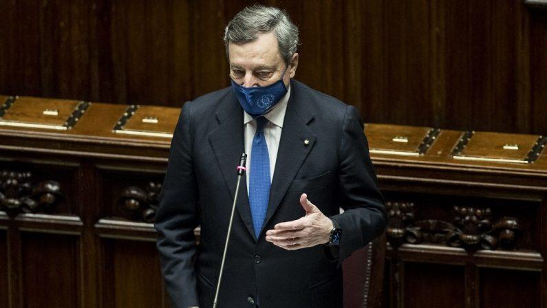 La fretta di Draghi, subito risultati per evitare il rigurgito dei politicanti