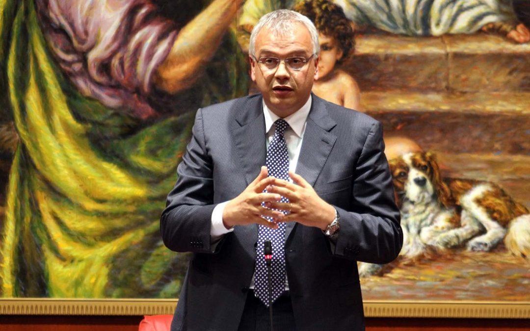Francesco Talarico, al momento del suo arresto era assessore regionale al Bilancio