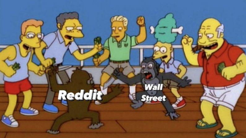 Il caso GameStop, quandoi meme smuovono i mercati