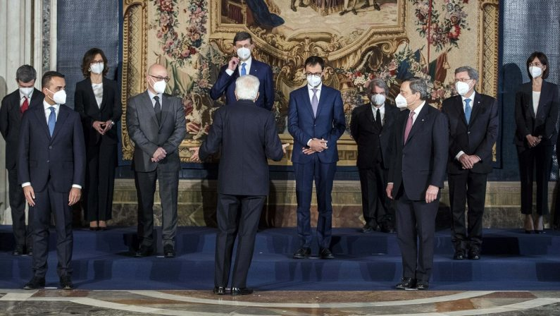 SUDISMI - Anche se la sua classe dirigente non è all'altezzail Sud deve essere una priorità per il governo Draghi