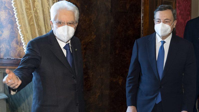 Il Draghi che piace spinge i partiti a tirare la giacca a Mattarella