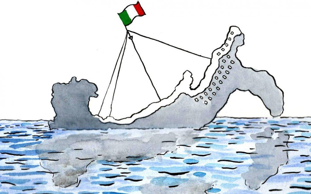 L'editoriale di Roberto Napoletano l'ALTRAVOCE dell'ITALIA CANCELLARE LE VERGOGNE
