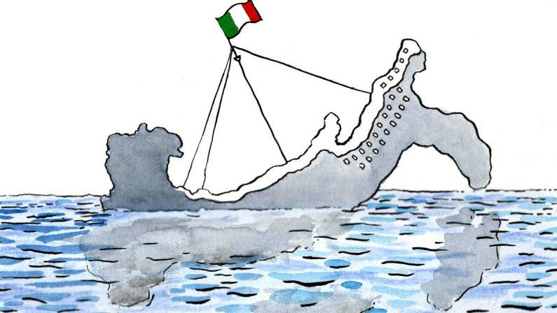 Nel divario Nord-Mezzogiorno il suicidio economico dell'Italia