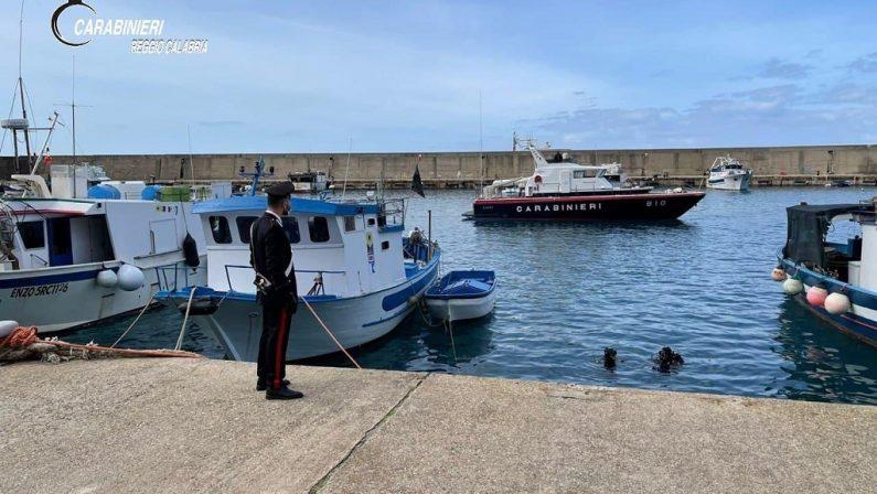 Danni ambientali e verifiche sui lavoratori, sequestrato il porto di Bagnara