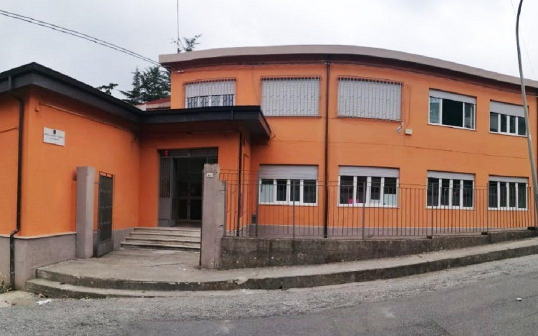 """Uno dei plessi dell'Istituto omnicomprensivo """"Ferrari-Machiavelli"""" di Soriano Calabro"""