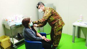 Vaccinazioni coronavirus, in Basilicata una settimana per l'arrivo dei rinforzi