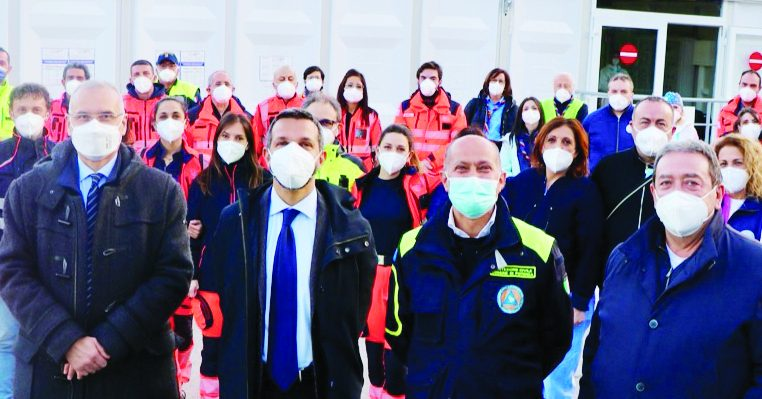 Basilicata in rosso fino al 14 marzo, Pittella sfida Bardi