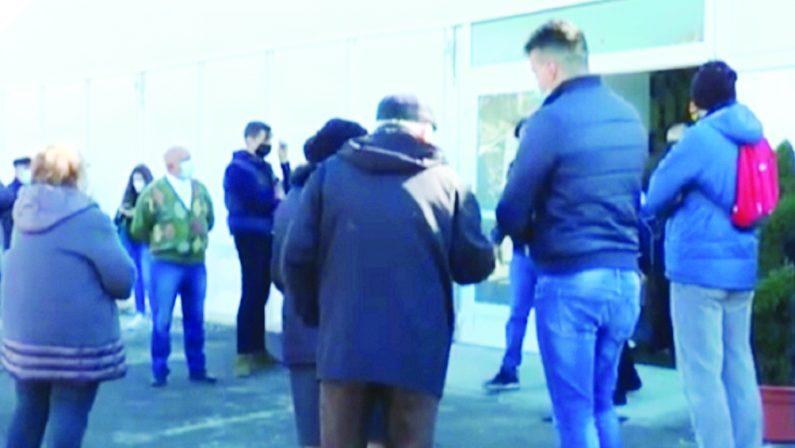 Vaccini, a Matera corsa per evitare lo stop