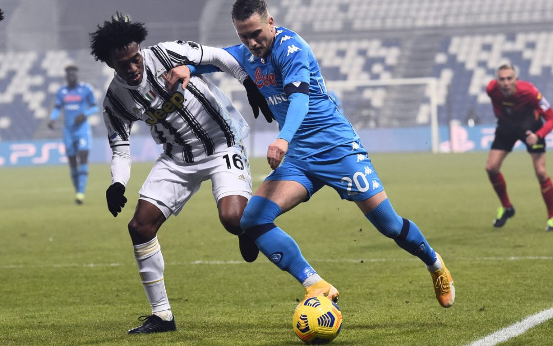 """Lega A ufficializza """"Recupero Juve-Napoli il 17/3"""""""